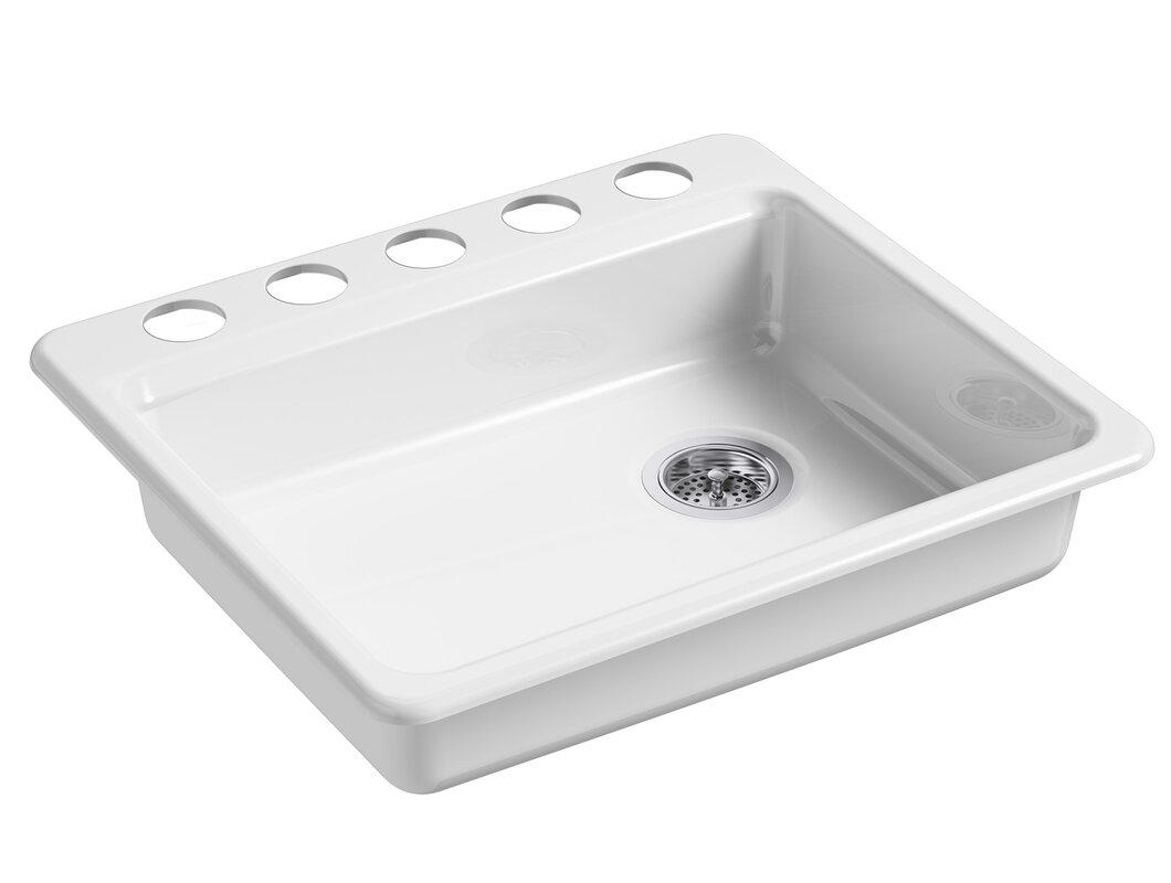 Kitchen Sink 25 X 22 K 5479 5u 02033 kohler riverby 25 x 22 undermount single bowl riverby 25 x 22 undermount single bowl kitchen sink workwithnaturefo