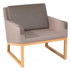 Solo Armchair by Oak Idea Imports