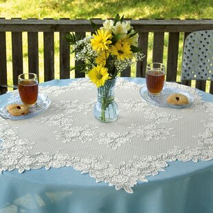 Round Table Topper Table Linens Youu0027ll Love In 2019 | Wayfair