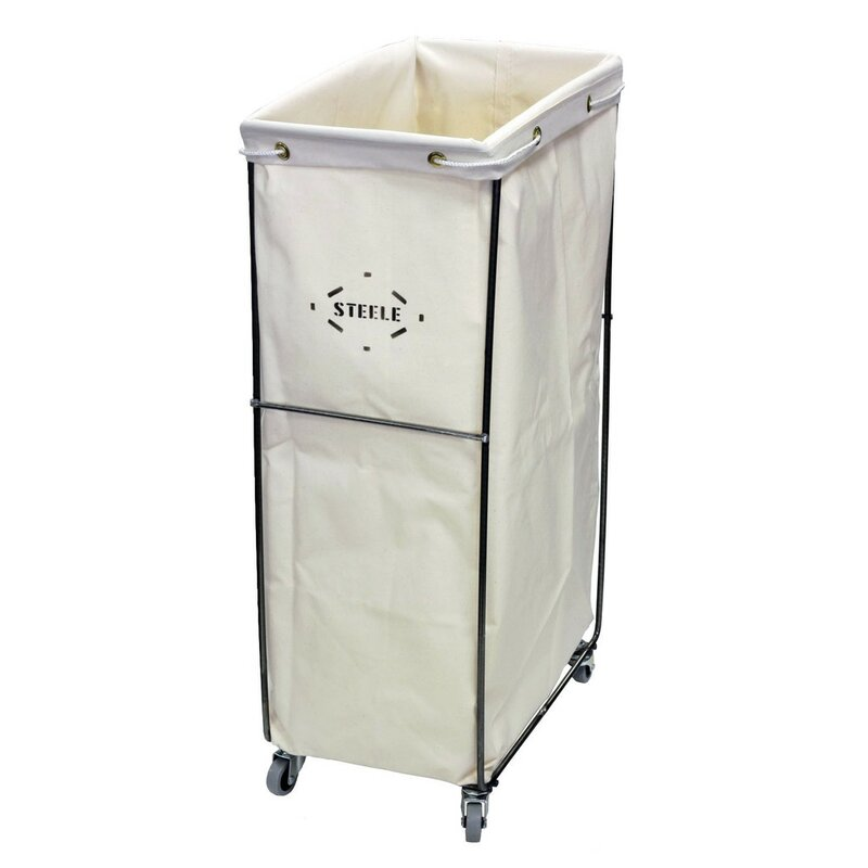 Steele Canvas Laundry Hamper Amp Reviews Wayfair