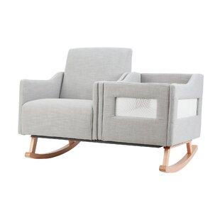 Modern Gliders Rocking Chairs Allmodern