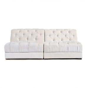 Ultra Armless Sofa by Jonathan Adler