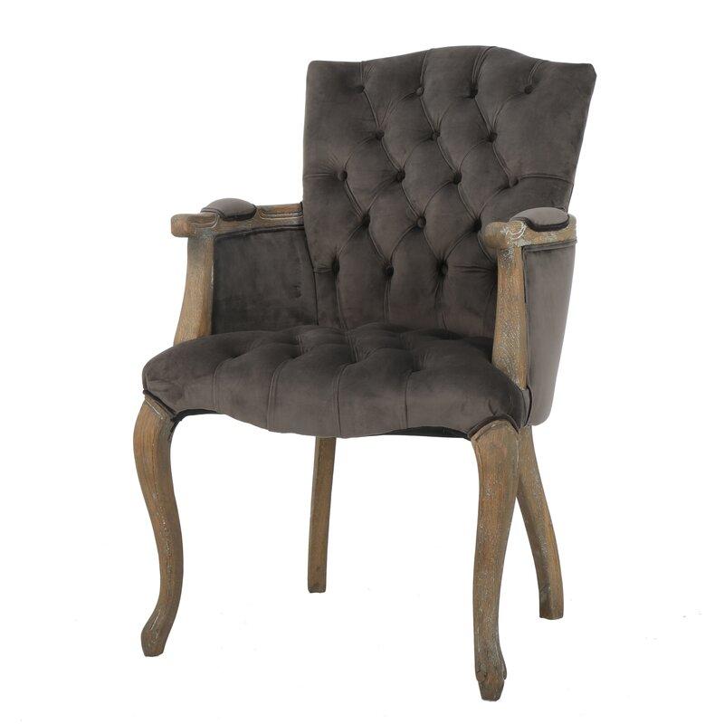 Barletta Velvet Arm Dining Chair amp Reviews Joss amp Main : BarlettaVelvetArmDiningChair from www.jossandmain.com size 800 x 800 jpeg 40kB