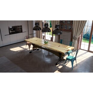 Steve Solid Wood Dining Table