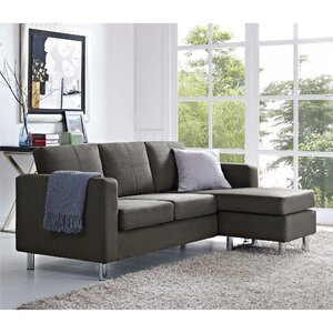 Lutz Reversible Sectional