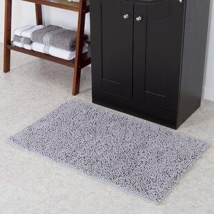 High Pile Grey Area Rug