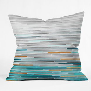 Modern Blue Decorative Throw Pillows AllModern