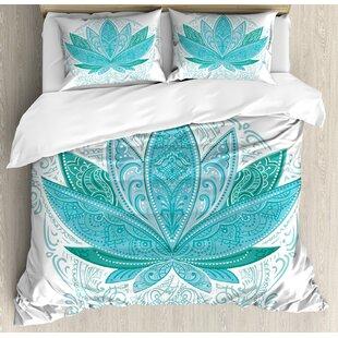 Lotus Flower Bedding Wayfair