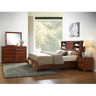Asger King Platform Bedroom Set. by Roundhill Furniture  sc 1 st  Wayfair & Cal King Bedroom Set | Wayfair