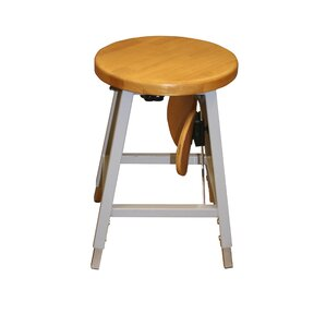 Lab Adjustable Height Bar Stool by Balt