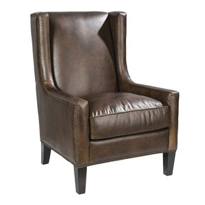 Peterson Wingback Chair by Palatial Furniture