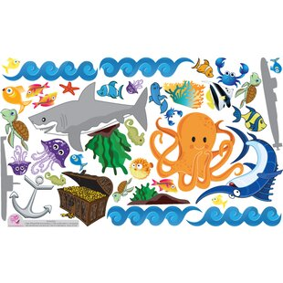 Ocean Boy Wall Decal