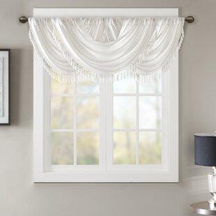 Alland Embellished 38 Window Valance
