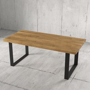 Beckner Solid Wood Dining Table