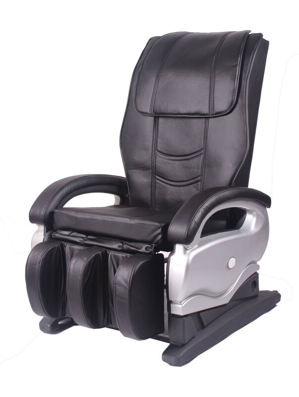 MCombo Leather Electric Reclining Massage Chair  sc 1 st  Wayfair : electric recliner - islam-shia.org