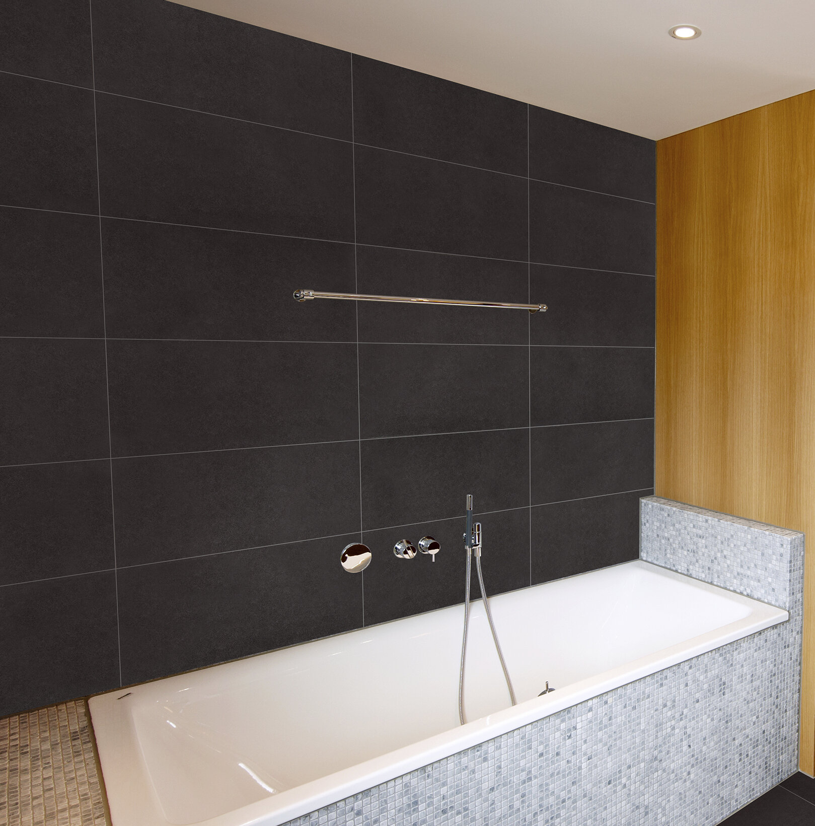 12x24 Tile Patterns For Bathrooms: Lovely 12 X 24 Bathroom Tile