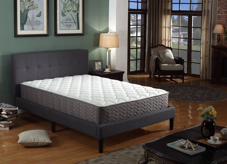 latex alwyn home madison 12 toddler beds you u0027ll love wayfair serta mattress