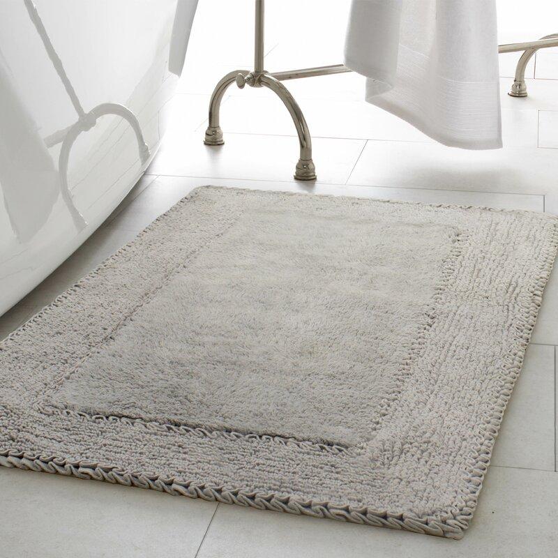 Laura Ashley Home Ruffle Cotton Bath Rug Amp Reviews