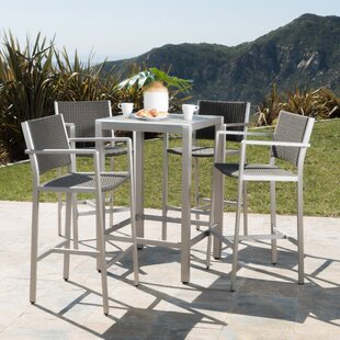 Bar Height Patio Sets Wayfair High Table Furniture