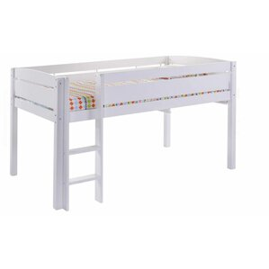 Whistler Junior Twin Bed with Ladder by Canwood Furniture