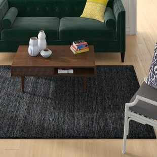 Compare Larissa Black Rug By Brayden Studio