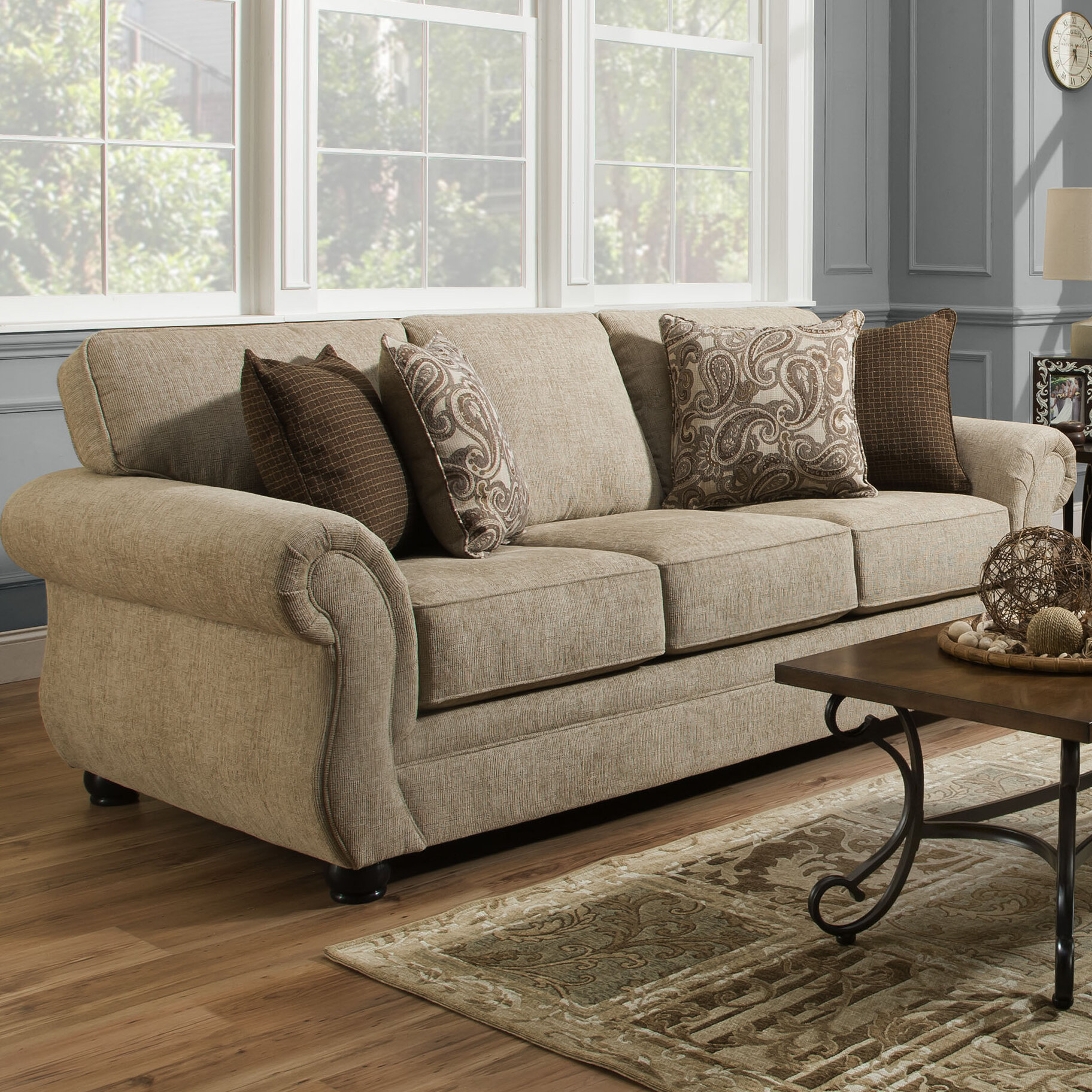 Simmons Beautyrest Sofa Bed Sofas Comfortable Simmons
