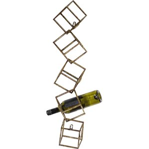 Lucilo 5 Bottle Wall Mounted Wine Rack by Everly Quinn