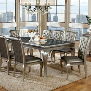 Cyra Contemporary Dining Table