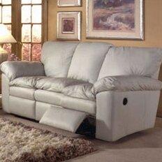 El Dorado Leather Reclining Sofa