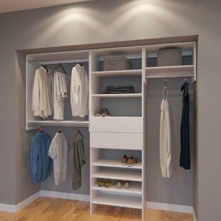 48 Inch Closet System   Wayfair