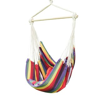 Hanging Suspended Double Chair Hammock