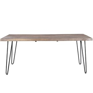 Portland Wash Mango Wood Dining Table by Porter International Designs