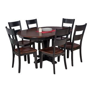 Maryrose 7 Piece Dining Set with Oval Table by Darby Home Co