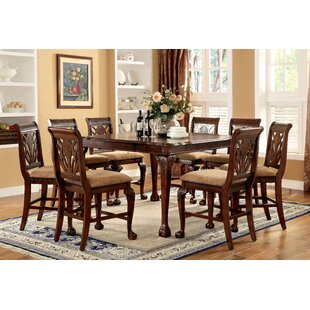 Coleman 9 Piece Counter Height Pub Table Set