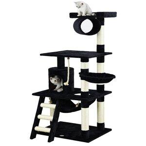 62″ Mittens Cat Tree