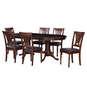 Bateson 7 Piece Dining Set by Darby Home Co