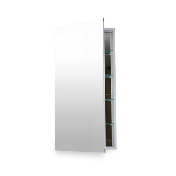 Flawless 20 X 30 Surface Mount Or Recessed Medicine Cabinet With 5 Adjule Shelves Wayfair