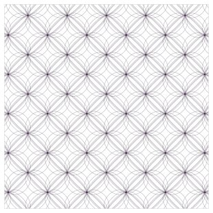 Floral Pattern Semi-Gloss Wallpaper by East Urban Home