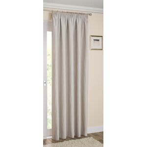 Enhanced Living Blackout Single Curtain Panel (Set of 2)