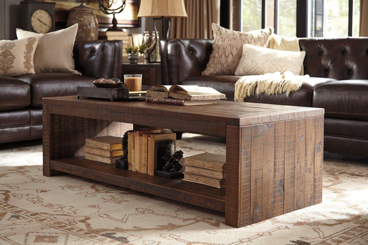 signature design by ashley larroni  piece coffee table set  -  coffee table sets sku gnt defaultname