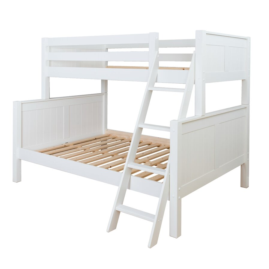 full bunk over futon wayfair