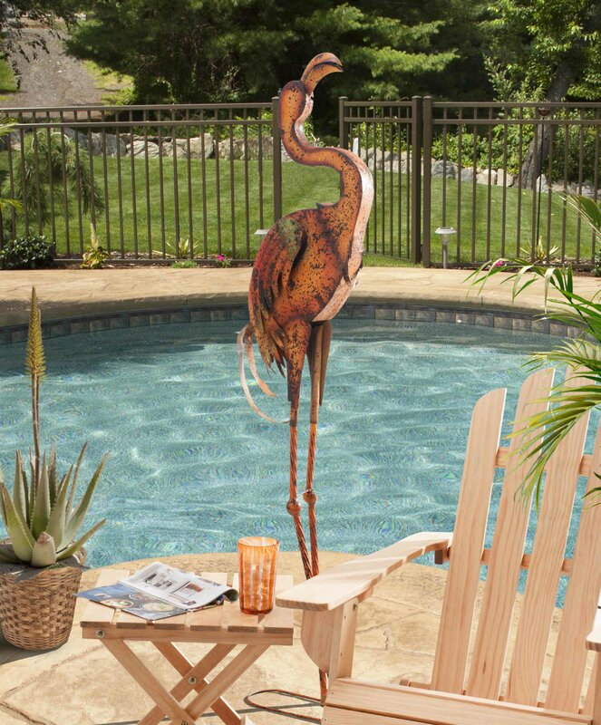 Perfect Flamingo Garden Statue