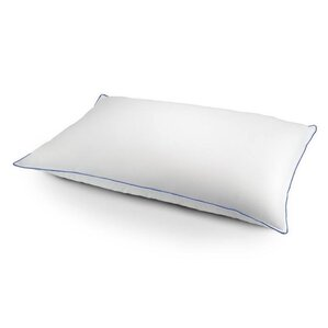 Down and Feathers Pillow by Effortless Bedding