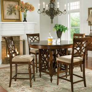 Blue Hills Counter Height Dining Table by Three Posts