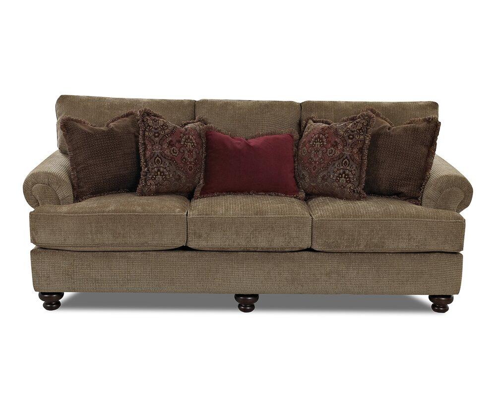 Klaussner Furniture Cross Sofa & Reviews | Wayfair