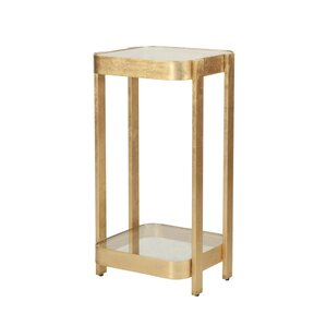 2 Tier End Table by Worlds..