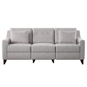 Logan Reclining Sofa  sc 1 st  AllModern & Modern Reclining Sofas + Couches | AllModern islam-shia.org