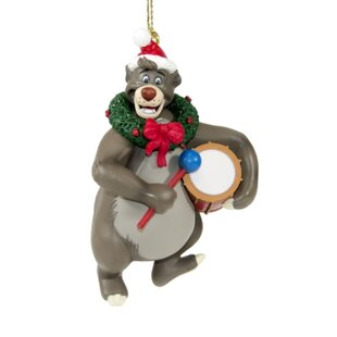 Disney Baloo Christmas Ornament Hanging Figurine