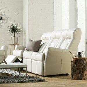 Yellowstone II Leather Leather Reclining Sofa by Palliser Furniture