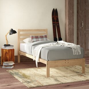 0923b7bb4c002a Rustic Beds You'll Love in 2019 | Wayfair